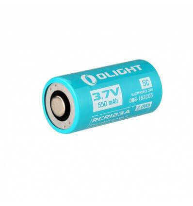 Olight 16340 550mAh 5C IMR Battery