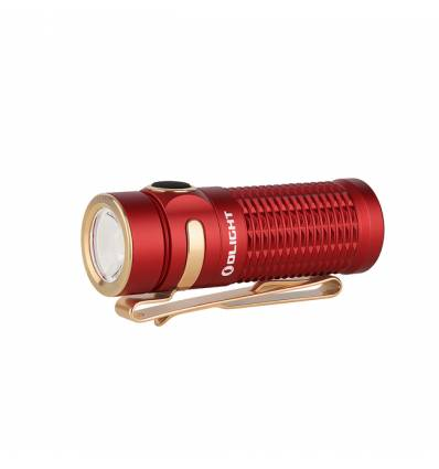 Olight Baton 3 1200lumen, 166m Rechargeable Red