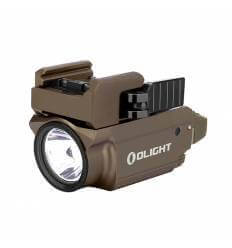 Olight Baldr RL Mini Tan 600lumen 130m Throw