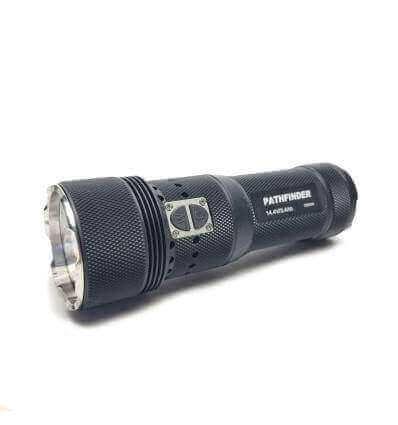 Powertac Pathfinder - 12,000 Lumen Multi Color Flood Light - Rechargeable