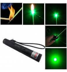 Green Laser 1mW 2AAA