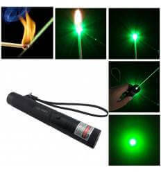 TorchSA LP2 Green Laser 500mW Rechargeable 532nm