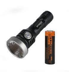 Manker U22 III 90.2 , 5000 Lumen, 900m throw, rechargeable