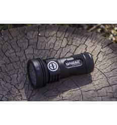 Manker CROWN Digital Zoom 5000lm, 900m Flashlight