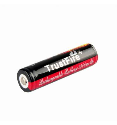 TrustFire 18650 2400mAh Batteries