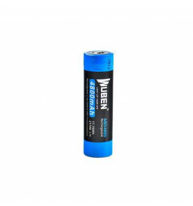 WUBEN ABD4800 21700 4800mAh rechargeable battery without USB charging port