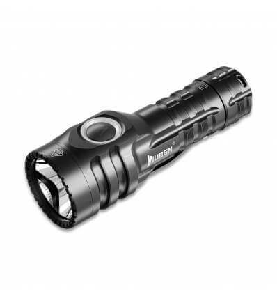 WUBEN E6 900lm,410m Throw Rechargeable
