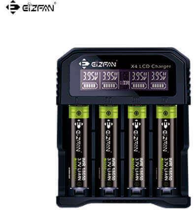 Efan Eizfan X4, Battery Charger