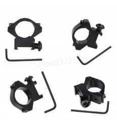 Flashlight or Scope Mount for the 501B 940nm Infrared IR Night Vision Flashlight