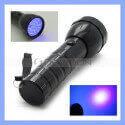 UV 28 LED Flashlight