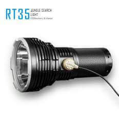 Imalent RT35, 2350 Lumens, Rechargeable Kit