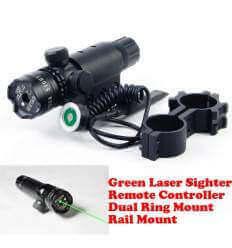Sight Vane Tactical Green Dot Laser Kit
