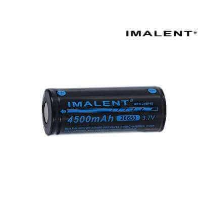 Imalent 26650 4500 mAh Battery