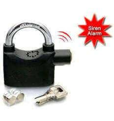 Alarm Lock - 110dB