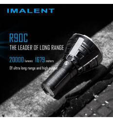 IMALENT R90C, 20000LUMEN, 1679M THROW