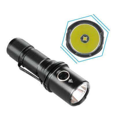 Imalent DM35 - 2000lumen, 450m Throw - Rechargeable