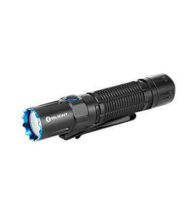 Olight M2R Pro Warrior, 1800 Lumen, 300m throw, rechargeable - BLACK