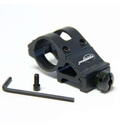 Powertac Offset mount (Warrior) MounW