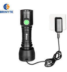 Brinyte WT01 Apollo 1100lumen, 320m Throw Black