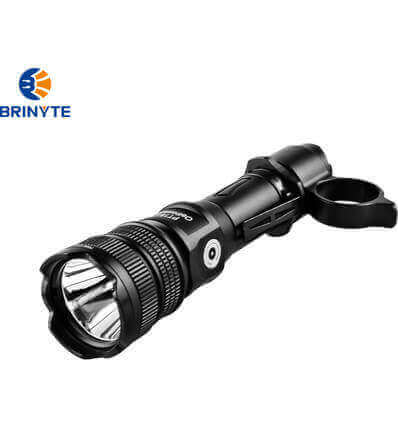 Brinyte PT18pro Oathkeeper 2000lm, 360m Black Rechargeable
