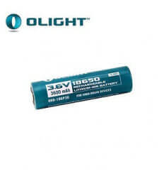 Olight 18650 3600mAh Battery