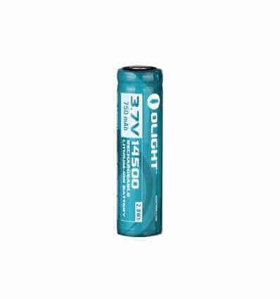 Olight 14500 750mAh Battery