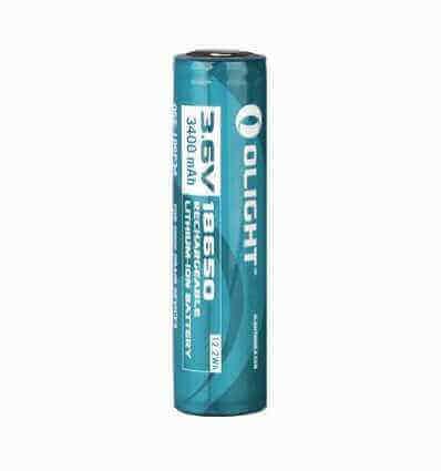 Olight 18650 3400mAh battery
