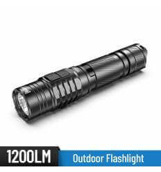 WUBEN TO40R 1200lm / 220m High CRI Value Outdoor Flashlight