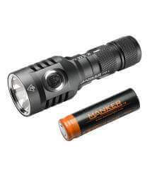 Manker T01 II, 900lm, 282m Throw - Rechargeable