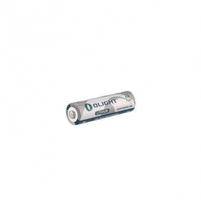 Olight High Capacity AA lithium battery