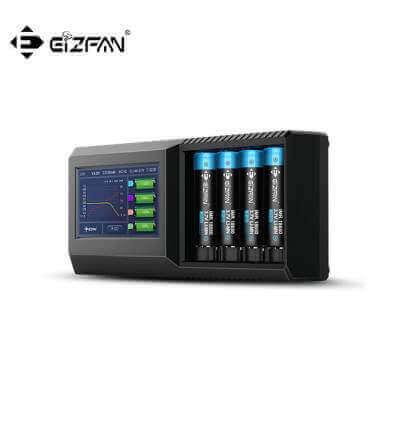 Eizfan Efan S4 Touch Screen LCD Intelligent Battery Charger