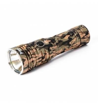 WUBEN T70 Camo 4200lm / 250m Flashlight Rechargeable