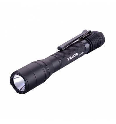 Powertac Valor 2AA 800 Lumen, 138m Throw