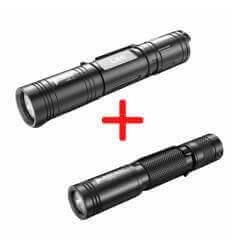 WUBEN L50 1200lm 200m LED Flashlight Rechargeable