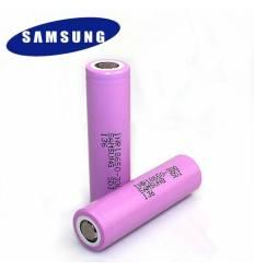 2x Samsung 30Q IMR flat top 18650 25A 3000mAh