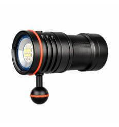 TrustFire DF50 6500 Lumens Video Diving Photoraphy Light