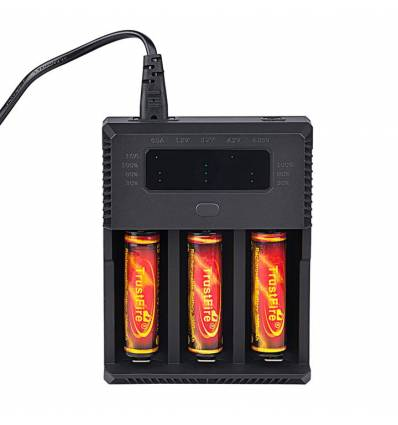 TrustFire TR-018 Charger