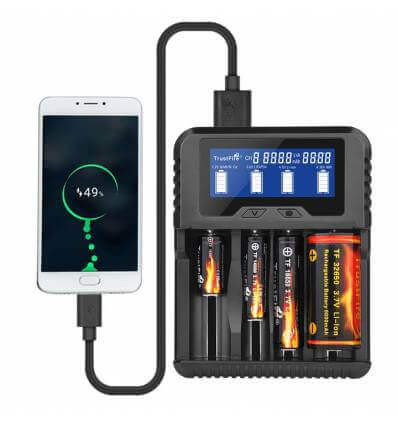 TrustFire TR-020 Charger