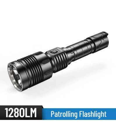 WUBEN T103 Pro 1280lm 508m Flashlight rechargeable